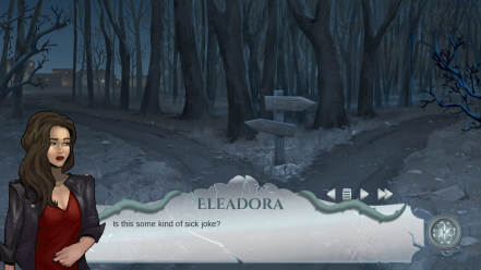 In Blood Demo Review Eleadora