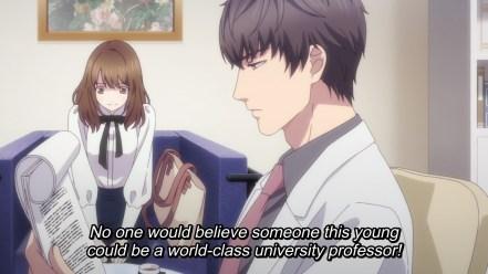 Mr Love Anime Lucien