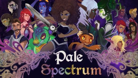 Pale Spectrum