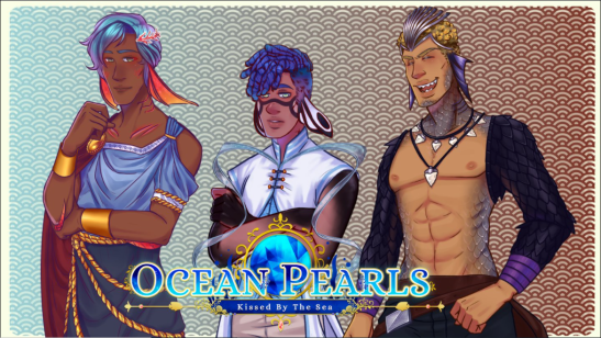 Ocean Pearls Demo Review Blerdy Otome