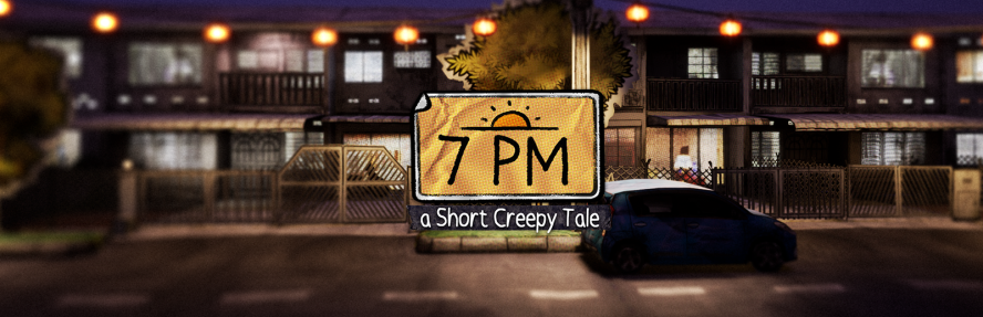 Short Creepy Tales 7PM