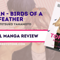 Toritan: Birds of a Feather Vol 1 BL Manga Review