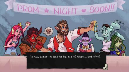 Monster Prom 1