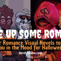 Scare Up Some Romance: Four Visual Novels to Get You in the Mood for Halloween