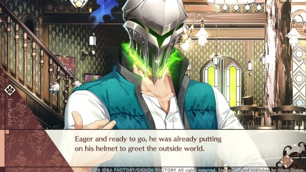 Cafe Enchante Review Canus - Blerdy Otome