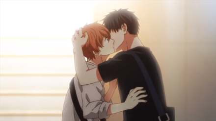 Given Anime Blerdy Otome Review
