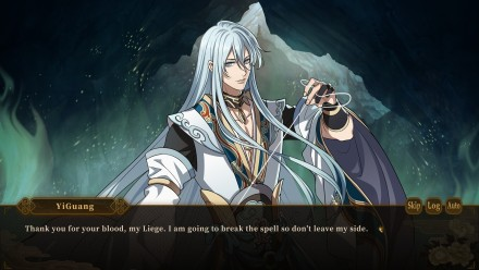 My Vow to My Liege Blerdy Otome