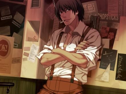 Togainu no Chi Blerdy Otome Review 5