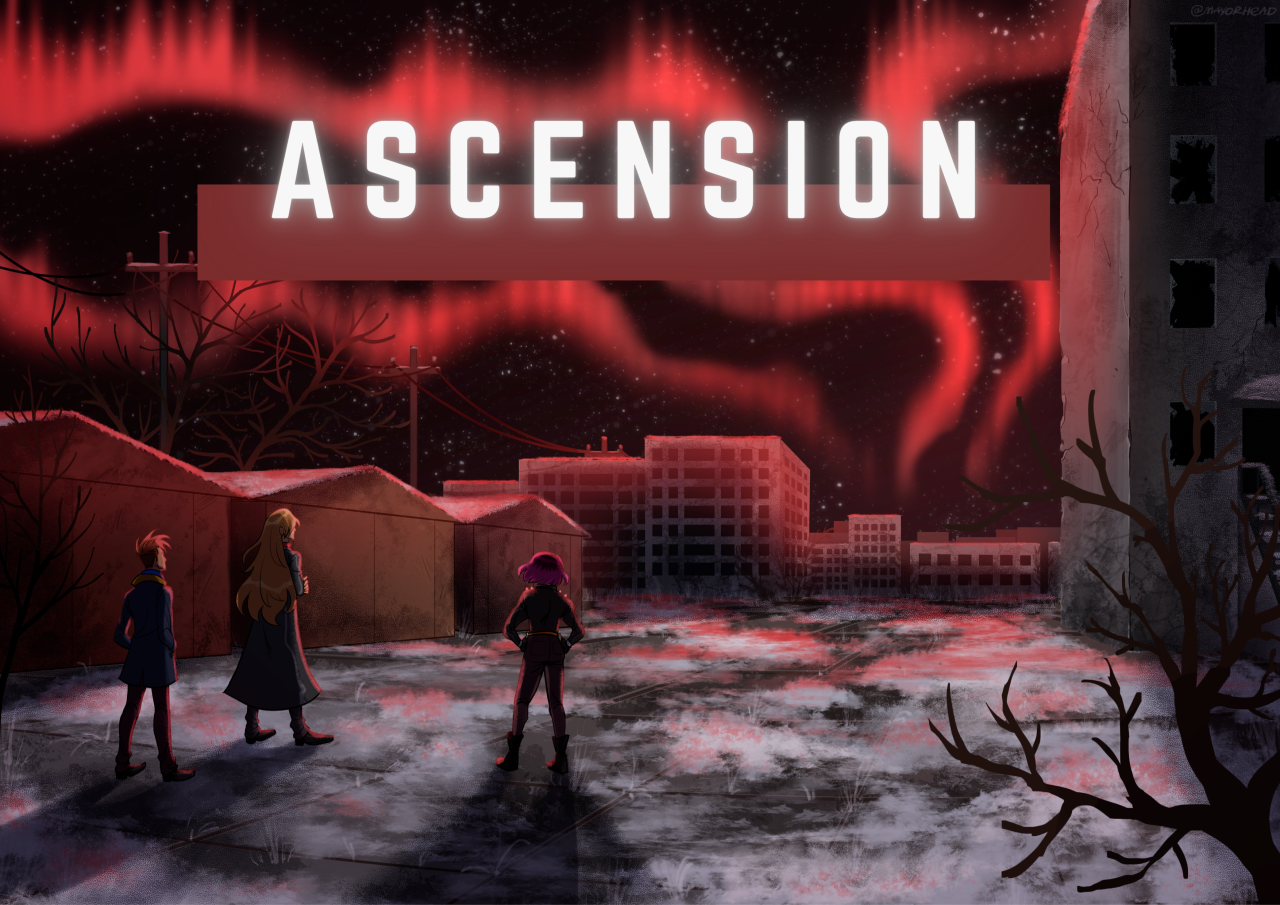 Ascension Visual Novel SulMatul