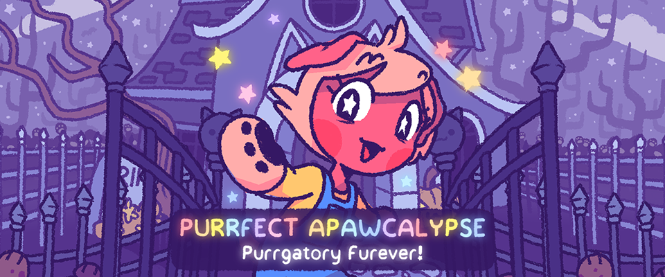 Purrfectly Apawcalypse 2